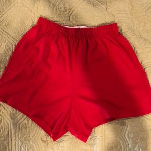 Soffe Shorts - Red